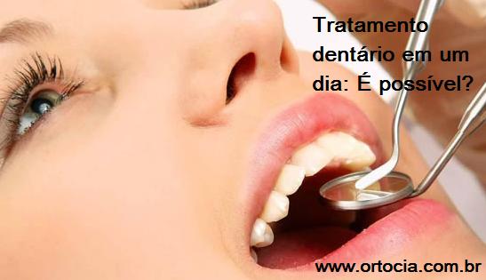 tratamento dentario