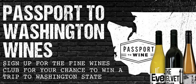 Passport to Wine Sweepstakes