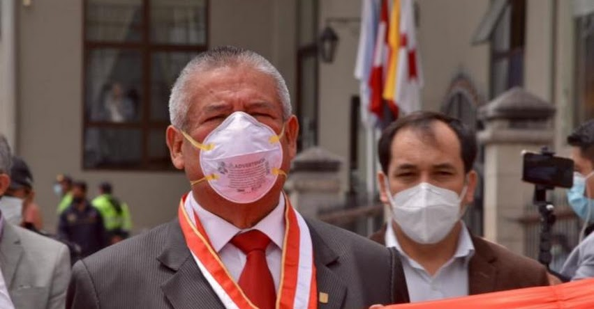 UNC: Fallece rector de la Universidad de Cajamarca tras complicaciones por covid-19