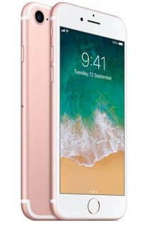 Hp iPhone 7 32GB Rose Gold