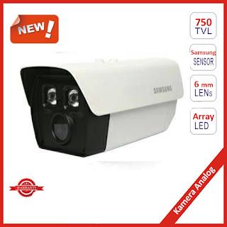 Kamera CCTV Samsung Outdoor 750 Tvl
