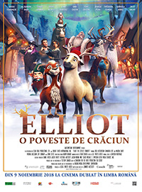 Elliot – O poveste de Crăciun dublat in romana