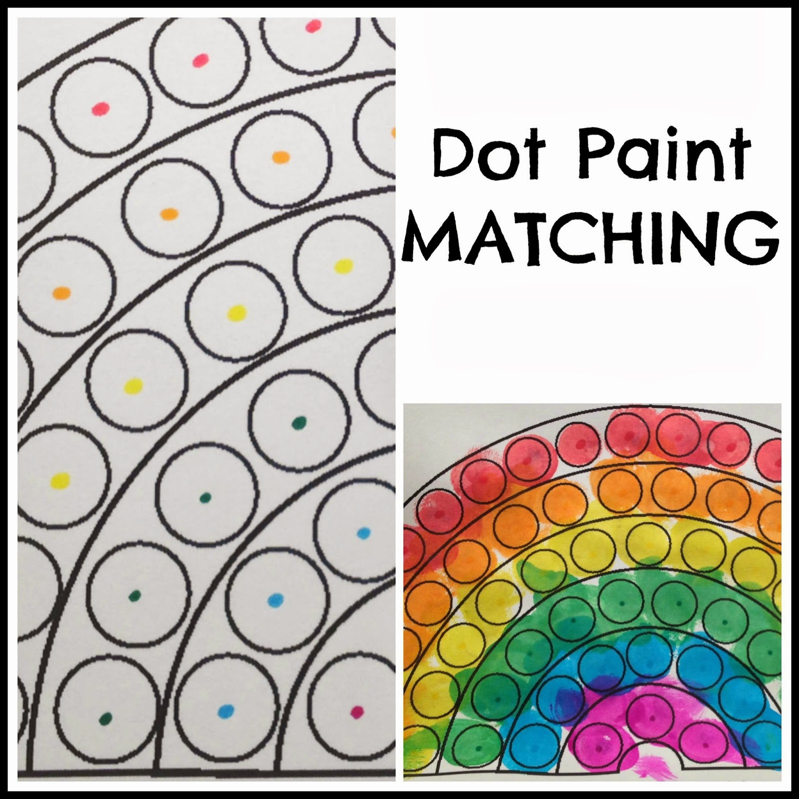 Count It All Joy Dot Paint Matching