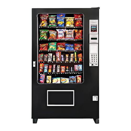 Vending Machine Business Idea Semi Automatic Vending Machine