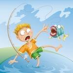 Рыбаки — детские частушки