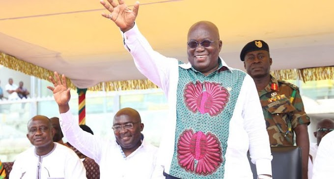 Akufo-Addo to commission NABCO today