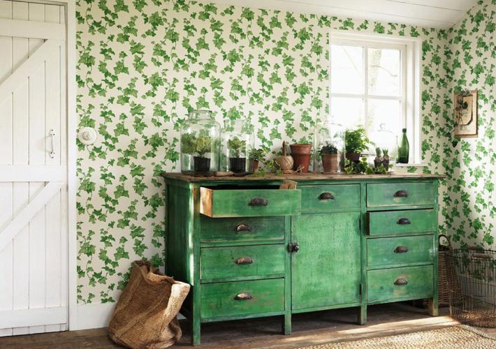9 ideas para decorar nuestra casa con papel pintado