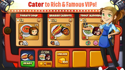 Cooking Dash 2016 MOD APK 1.6.7-Screenshot-3