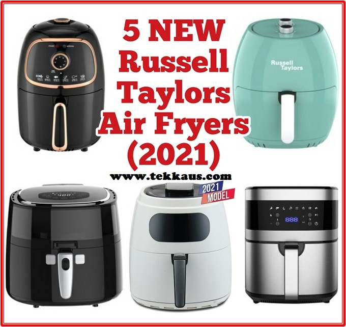 New Russell Taylors Air Fryer Best In Malaysia