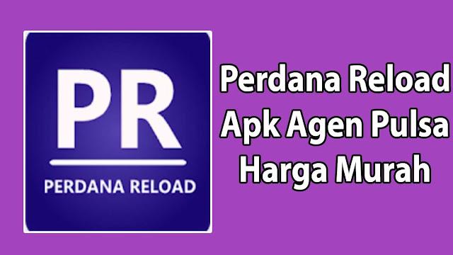 Perdana Reload Apk