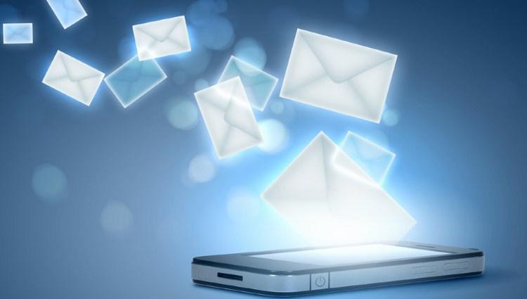 Aplikasi tuk Mengirim dan Menerima Pesan Singkat