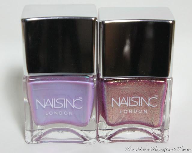 Sparkle Like a Unicorn Nails Inc. Duo