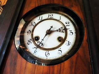 Antigo Relógio no Museu da Cabanha Costa do Cerro