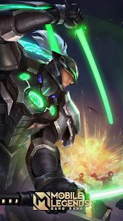 Saber Force Warrior Rework Heroes Assassin of Skins Starlight