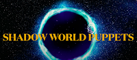 Ken Harris Shadow World Puppets logo