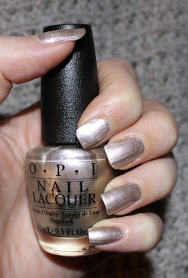 OPI Take a Right on Bourbon