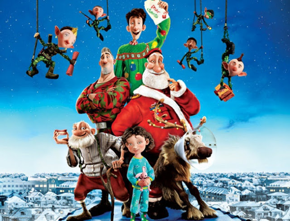 Arthur Christmas 2011 Afa Animation For Adults Animation News Reviews Articles Podcasts And More