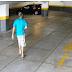 VÍDEO: MANÍACO DO ALICATE ATACA MULHER EM ESTACIONAMENTO DE AGÊNCIA BANCÁRIA; VEJA