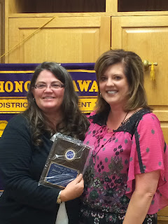 marsha martin optimist of the year