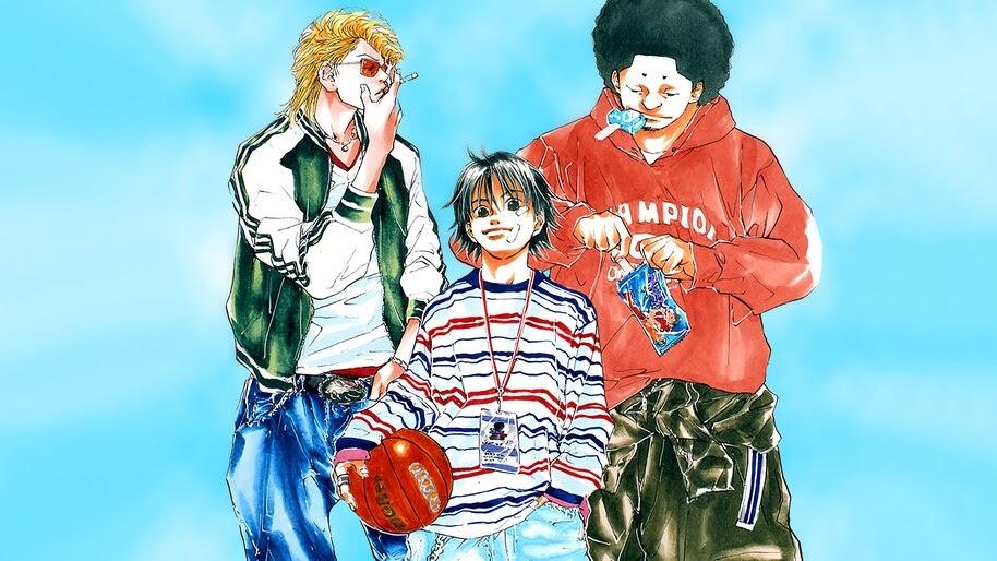 Ahiru no Sora, Anime, Characters, 4K, #3.1149