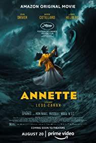 Annette 2021 Full Movie Download, Annette 2021 Full Movie Watch Online