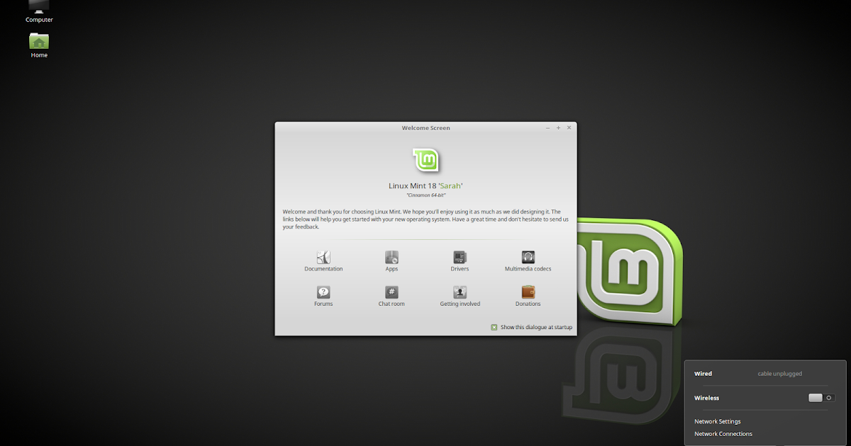 how to connect to wifi on linux mint 17