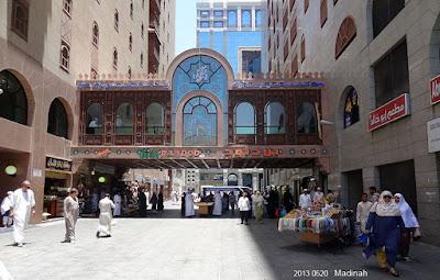 Berbelanja Souvenir Dan Kurma Khas Madinah