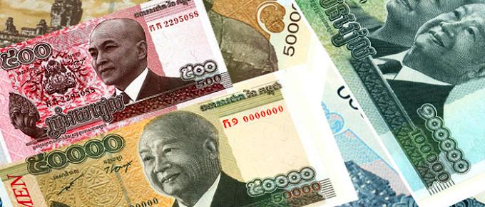 Monnais, banque et paiements au cambodge