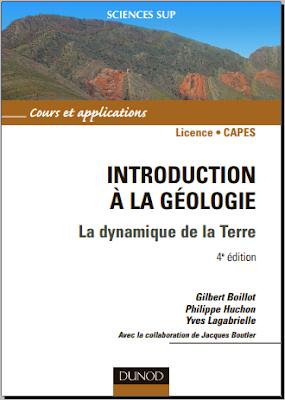 Télécharger Livre Gratuit Introduction à la géologie La dynamique de la Terre pdf
