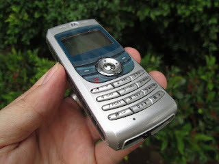 Hape Jadul Motorola C550 Seken Mulus Fullset Full Original Kolektor Item