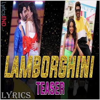 Lamborghini Lyrics - Jai Mummy Di