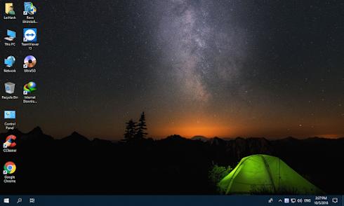 Bộ cài Windows 10 Enterprise LTSC 2019, Version 1809, OS Build 17763.1 (32-bit) - Dành cho máy yếu
