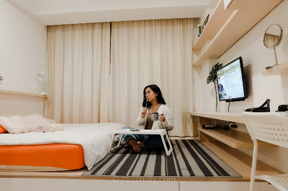 airbnb unik ala jepang di jakarta