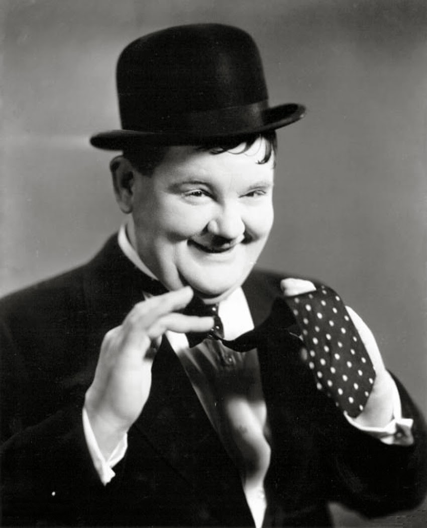 Oliver Hardy Tie Thelma Todd: Ol...