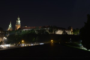 Wawel Cathedral and Castle Wall