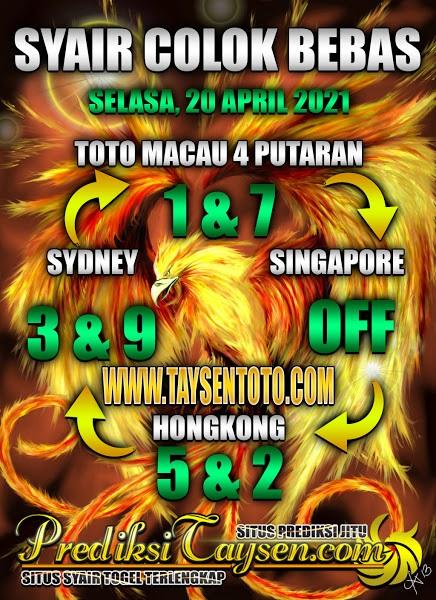 Forum Syair Hongkong HK 66