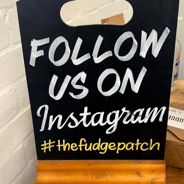 The Fudge Patch Instagram