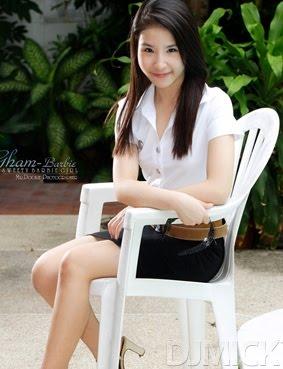 Chica desnuda thai