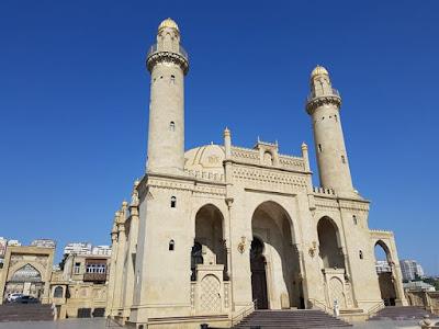 Mezquita Teze Pir