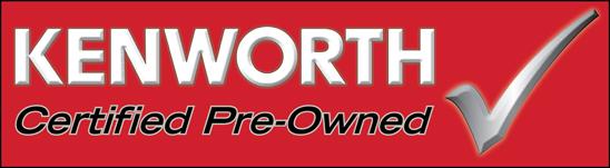 Kenworth Certified Pre-Owned Trucks