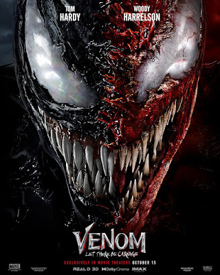 Venom Let There Be Carnage Movie Poster 3