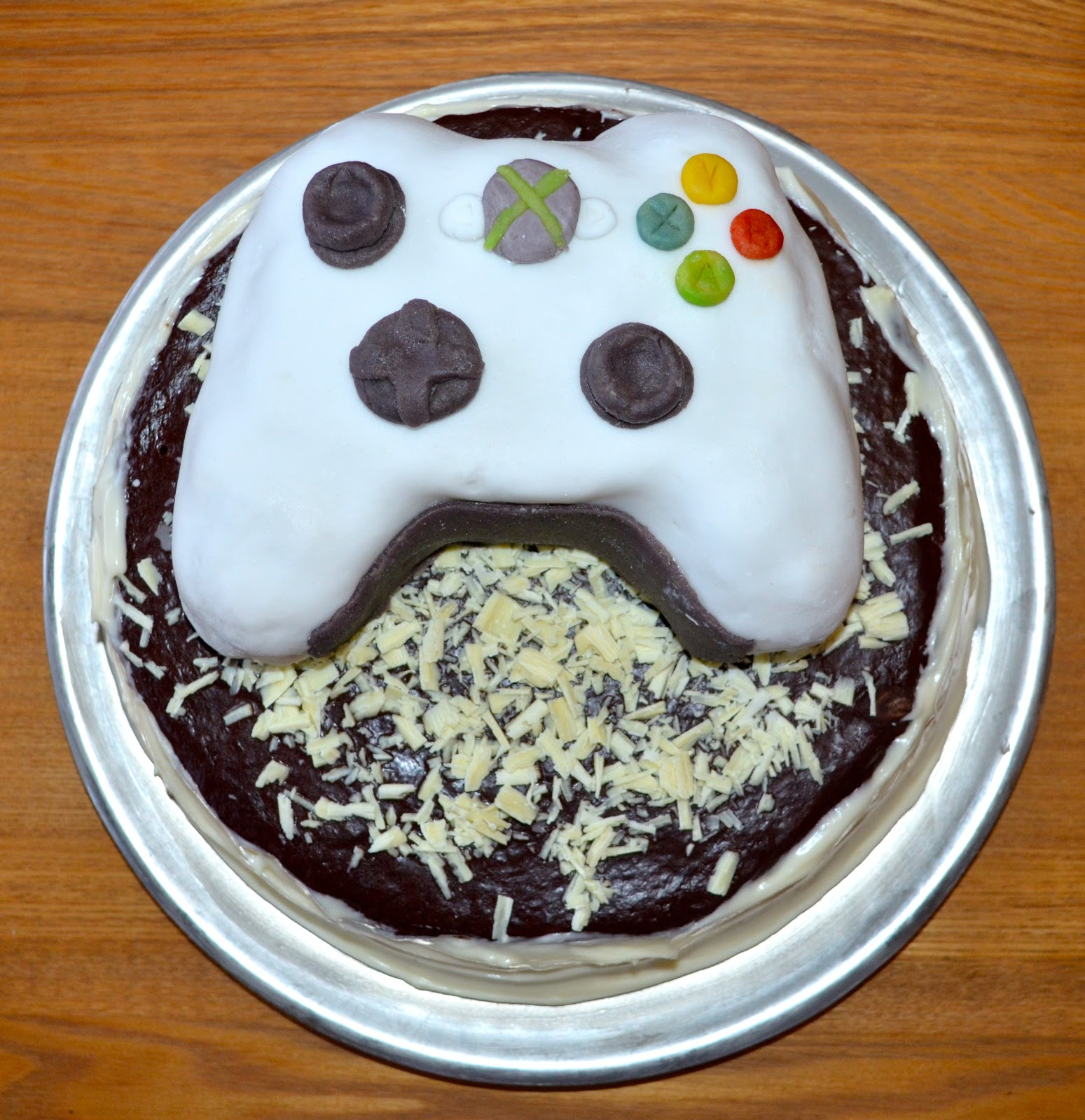 Onna S Little Blog Xbox Birthday Cake Dieters Look