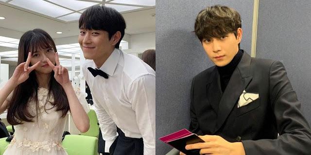 'Penthouse' oyuncusu Kim Young Dae netizenlerin dikkatini çekti