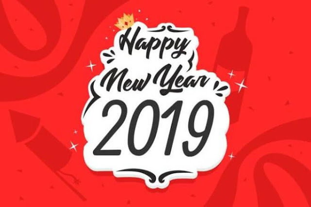 New year 2019 wishes for family