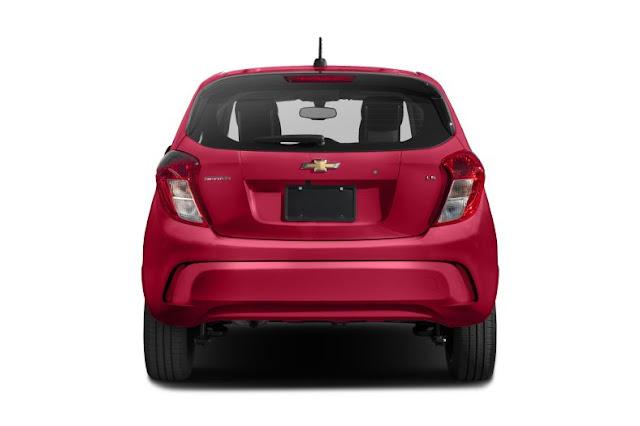 Chevrolet Spark 2017 specs