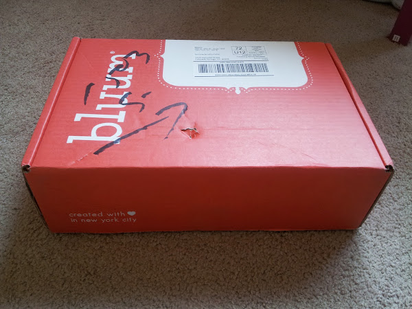 July 2013 Bluum Toddler Box Review
