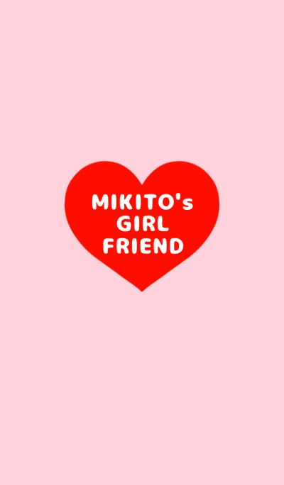 MIKITO's GIRLFRIEND