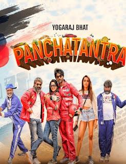 Panchatantra 2019 Hindi Dubbed 720p WEBRip