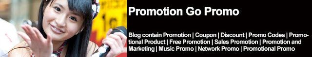 Go Promo is place of promotion stuff
