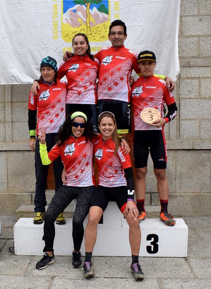 Hernández y Moll intratables en el Ciclocross Hormitech - Los Molinos